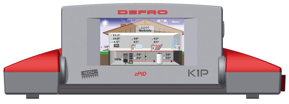 Sterownik do kotła Defro K1P