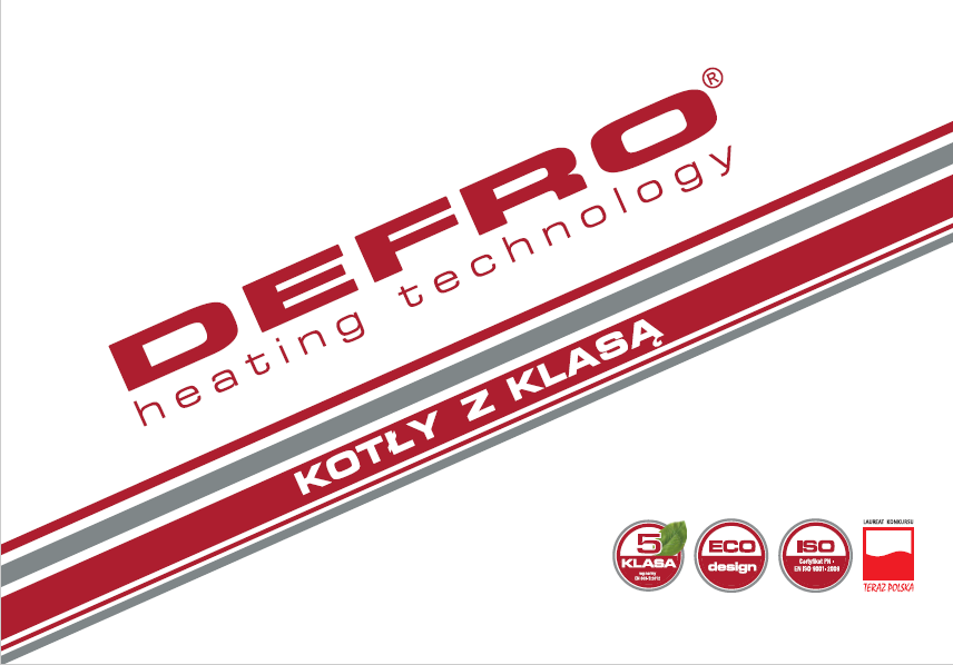 Kotły Defro - cennik producenta