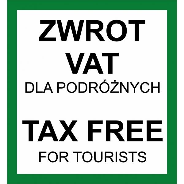 Zwrot Vat dla podróżnych - Tax Free