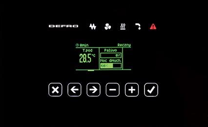 Sterownik Defro-Smart II