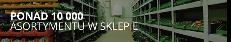 W naszym sklepie znajdziesz ponad 10 tysięcy produktów instalacyjnych.